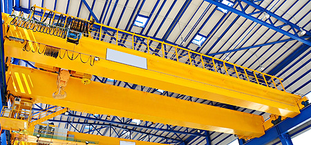 Safe Overhead Crane Operation