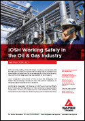 IOSH Working Safely in the Oil and Gas Industry