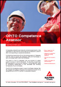 OPITO Competence Assessor