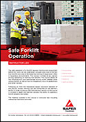 Safe Forklift Operation