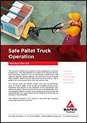 Safe Pallet Truck Operation