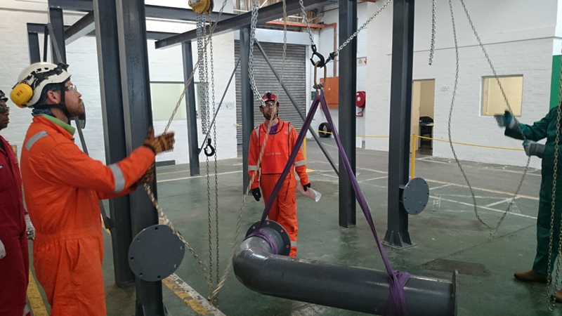 Rigger Training Stage 1