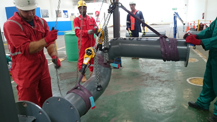 OPITO Combined Stage 1 Rigger and BanksMan & Slinger Training