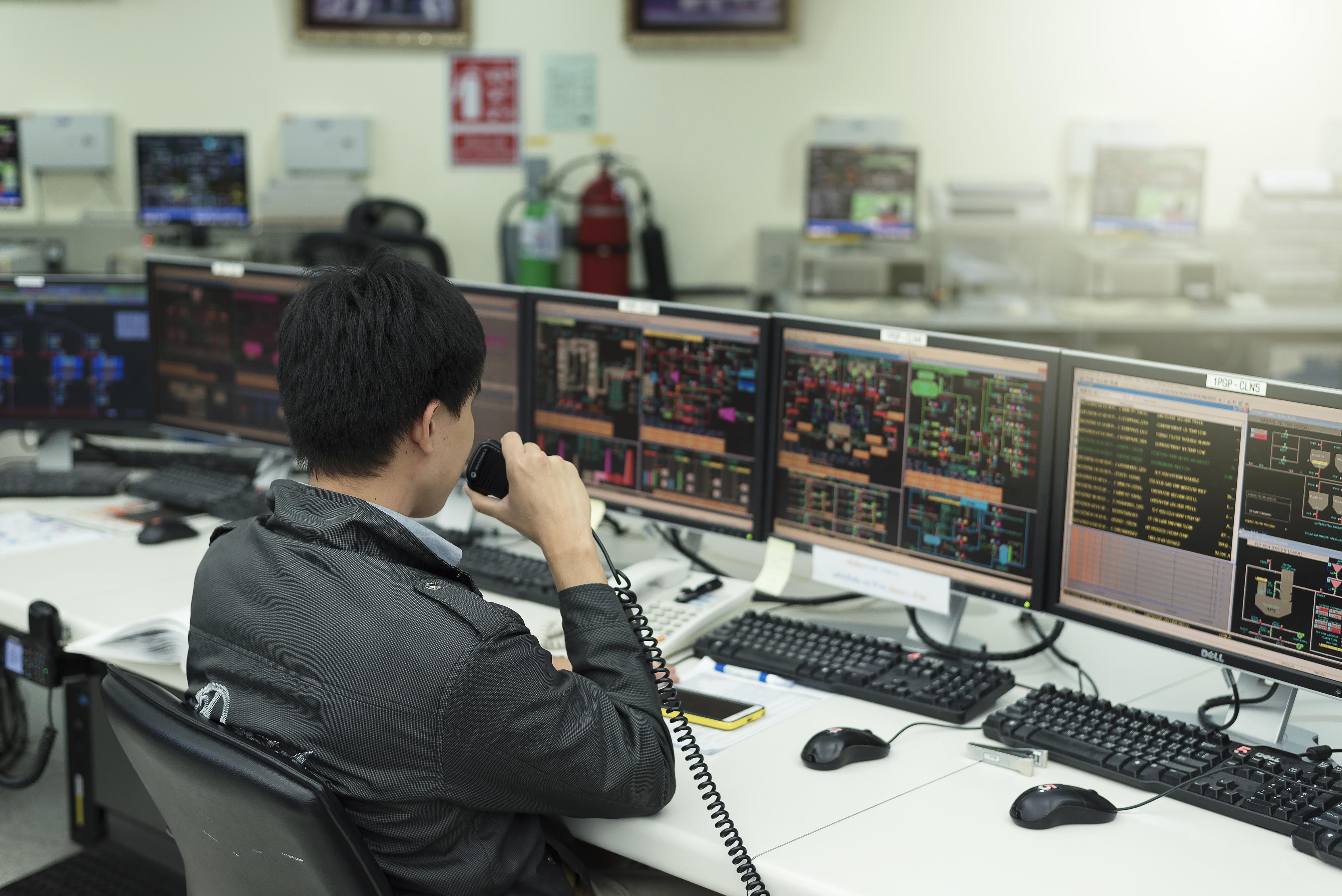 OPITO Control Room Operator