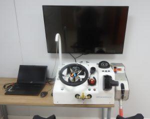Desktop Lifeboat Simulator